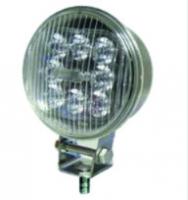 Фараискатель светодиодный круглый диаметр 110 мм Арт KMG 320034