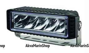 Прожектор светодиодный в черном алюминиевом корпусе 50 Вт Allremote Арт KMG320030