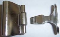 Фиксатор для двери из нержавеющей стали 40х34х70 мм Арт CMG 710157