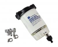 Фильтр-сепаратор топливный с отстойником 10 микрон для четырехтактных двигателей  (малый) Арт Vdn C14573P