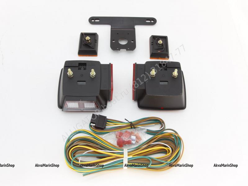 Габаритные огни на прицеп (лампа) Арт CMG 310070