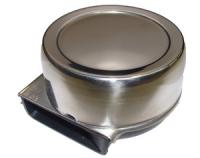 Горн электрический однотонный круглый из нержавеющей стали Арт CMG 310017