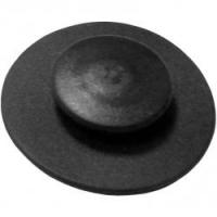 Грибок (пукля) для тента на баллон черная Арт Flc