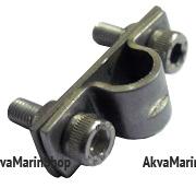 Хомут для крепления рубашки троса газа реверса ЕС-033 (С2)/ЕС-133 (С8) Арт KMG 630047