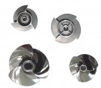 Импеллер для помпы гидроцикла диаметром 155 мм (VX 700) CMGBMPI01