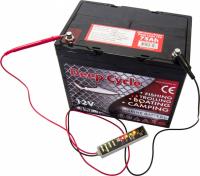 Индикатор разряда тягового аккумулятора переносной Арт Bdr JM51004