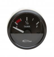 Указатель уровня топлива (чёрный) 12 Вольт с сопротивлением 10-180 ОМ CAN-SB Италия Арт CMG 410011