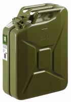 Канистра металлическая для ГСМ 20 литров Oktan METALPRO Арт Alb А6-01-03