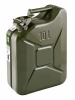 Канистра металлическая топлива 10 литров Oktan METALPRO Арт Alb А6-01-02