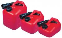 Канистра пластиковая 15 литров Арт CMG 410019