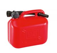 Канистра 5 литров пластиковая с мерной линейкой Арт CMG 410192
