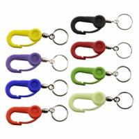 Карабин пластиковый для ключей Арт Bdr 3010