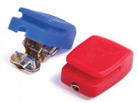 Клеммы для аккуумулятора быстросъемные с предохранительными колпаками Арт CMG 310064