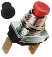 Кнопка включения горна с резиновой крышкой Арт CMG 310057