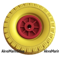 Колесо безкамерное 260 мм ось 20мм Арт Kl PR-1805(2)