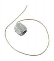 Колпачок уключины фиксирующий серый Арт Vdn ART00143246