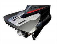 Комплект гидрокрыла черного цвета SE400 CMG  210354