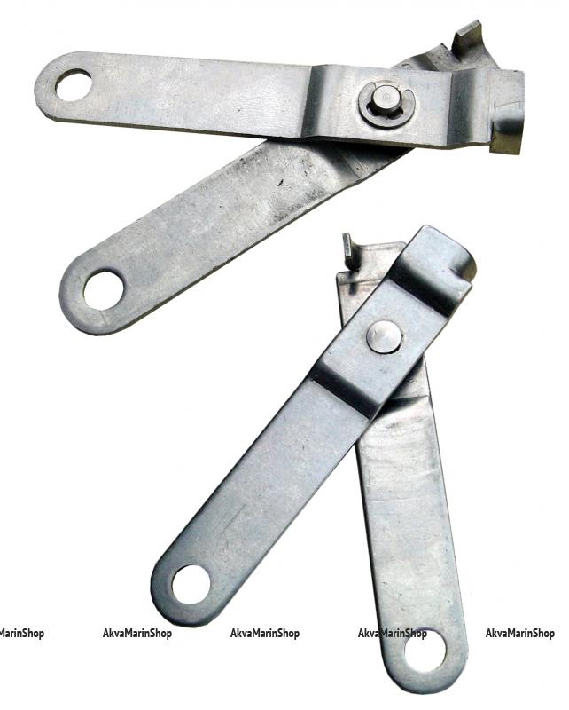 Комплект K.35 для присоединения тросов ЕС-005 (C5) к контроллеру газа-реверса 621006, 621007, B90 Арт KMG 621008