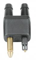 Коннектор-адаптр ОМС для двух моторов или топливных баков Арт CMG 410250