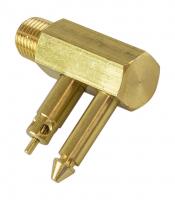 Коннектор топливный для не оригинальных топливных баков Mercury C14531 Арт CMG 410037