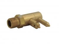 Коннектор топливный на бак Арт CMG 410041