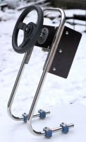 Консоль рулевая для установки в пол Арт Mst