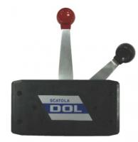 Контроллер двухрычажный для газа-реверса MaviMare Италия Арт KMG621003