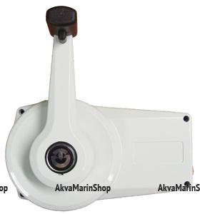Контроллер газа реверса в белом пластиковом корпусе (Аналог В-89) Riviera Италия Арт KMG621002