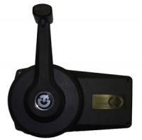 Контроллер газа реверса с чёрным пластиковым корпусом Riviera Италия  Арт KMG 621001