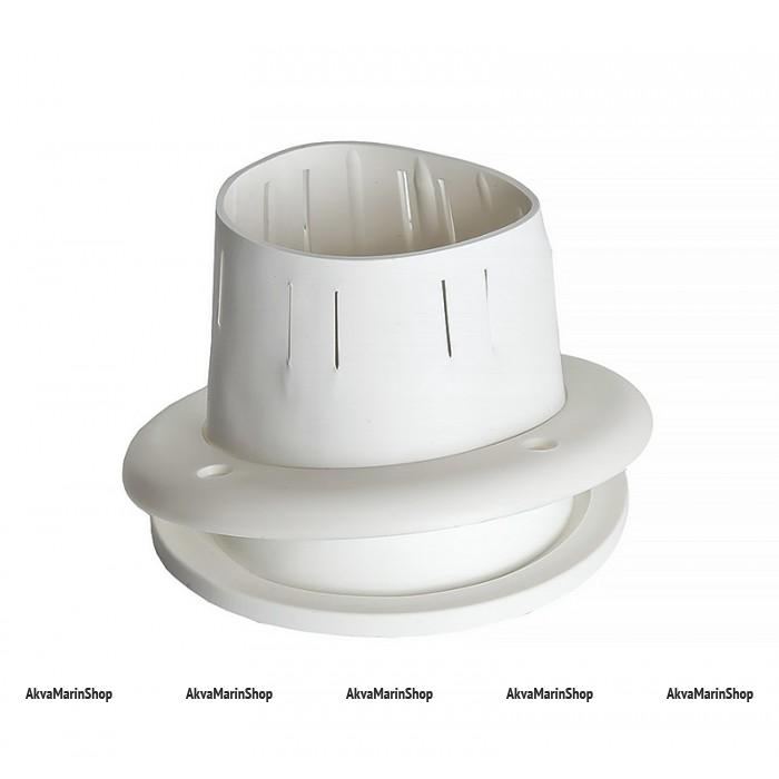 Кожух для пучка тросов белый 105*70 мм Арт Tm 010191WT
