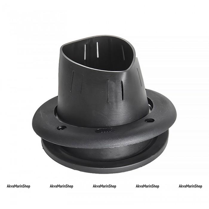 Кожух для пучка тросов черный 105*70 мм Арт Tm 010191BT