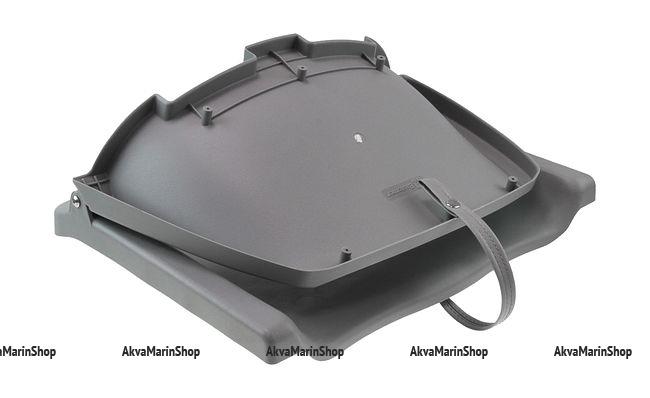 Кресло складное серое без подушек Easterner C12503G Арт CMG 710183