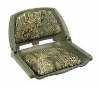Кресло складное мягкое с обивкой камуфляжной тканью Springfield Арт Vdn 1061107C