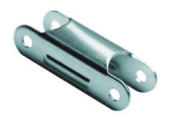 Кронштейн для соединения труб трапа 25 мм Арт CMG 210385