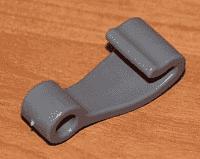 Крючок для крепления лодочного тента серый Арт Flc