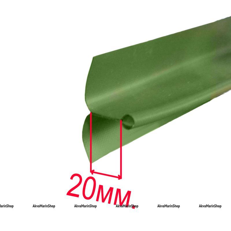 Ликтрос (зеленый) метражом, цена за 1 метр Арт Flc