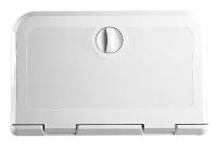 Люк с крышкой для магнитолы 165х285мм Арт CMG 710135