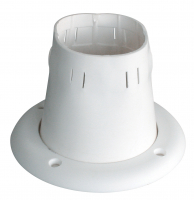 Манжета для пучка тросов 100х50 мм серая Арт KMG 630057