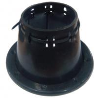 Манжета для пучка тросов 150х75 мм чёрная Арт KMG 630058