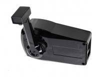 Машинка газ-реверс универсальная MARSOFLEX черный алюминиевый корпус Арт Vdn B90