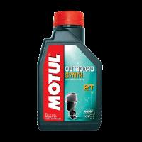 Масло синтетическое для двухтактных двигателей MOTUL Outboard Synth 2T