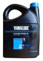 Моторное масло Yamalube 2 для лодочных моторов (2-тактное минеральное) Арт Alb