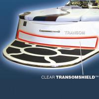 Набор TransomShield для защиты транца от сколов, KEELSHIELD США Арт TDCMarine Products Inc