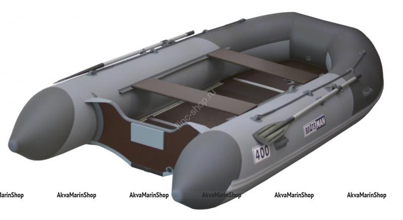 Надувная лодка BoatsMan BT400SK
