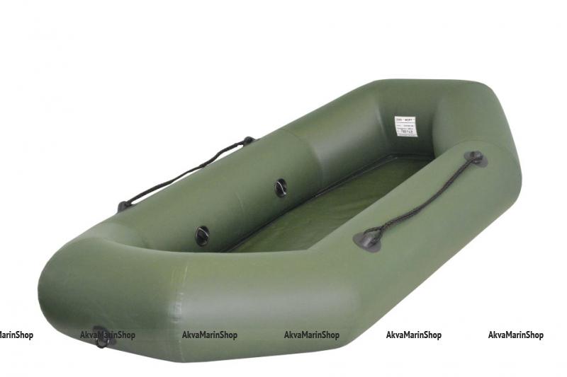 Надувная лодка из ПВХ весом 5 кг Плотик-180