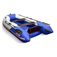 Надувная лодка с надувным дном низкого давления СТЕЛС 255 АЭРО