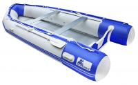 Надувная моторно-гребная лодка Мореман HEAVY DUTY с алюминиевыми пайолами