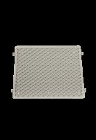 Накладка на транец 300x209x 7.5 mm BRAVO Арт Alb B184021