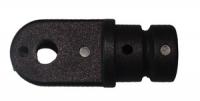 Наконечник стойки тента пластиковый внутренний для трубы диаметром 22 мм Арт CMG