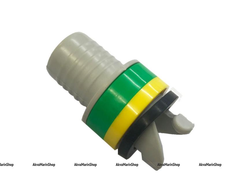 Насос электрический высокой производительности и повышенного давления 12/220В Арт Intex